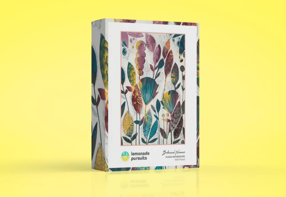 lemonade pursuits botanical nuance puzzle