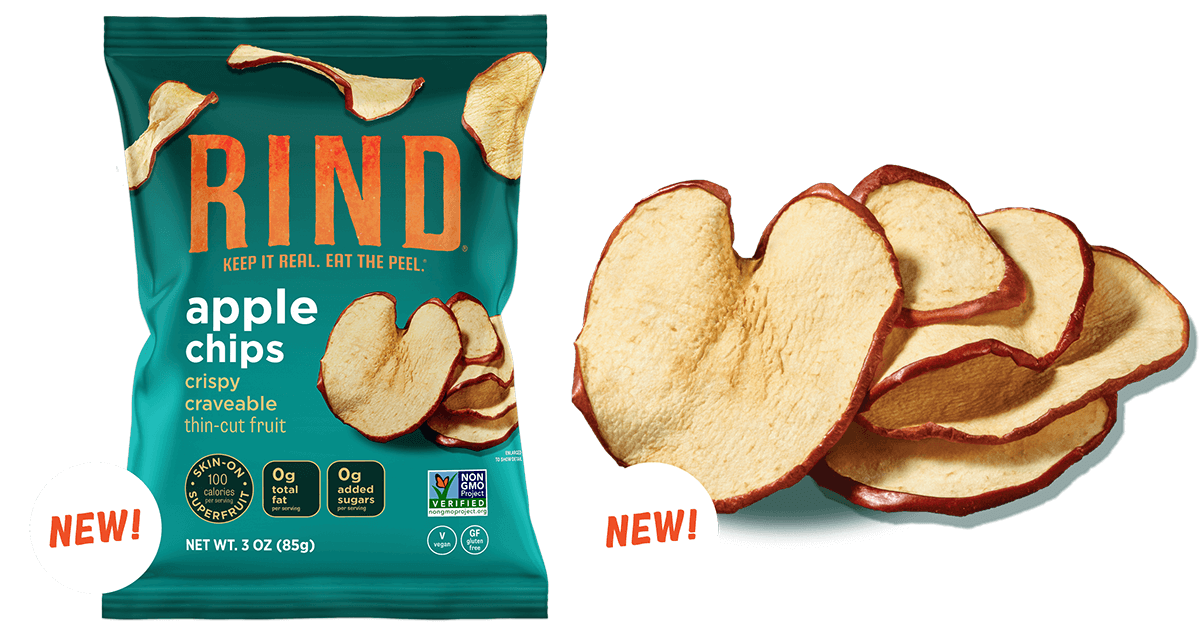 RIND Apple chips