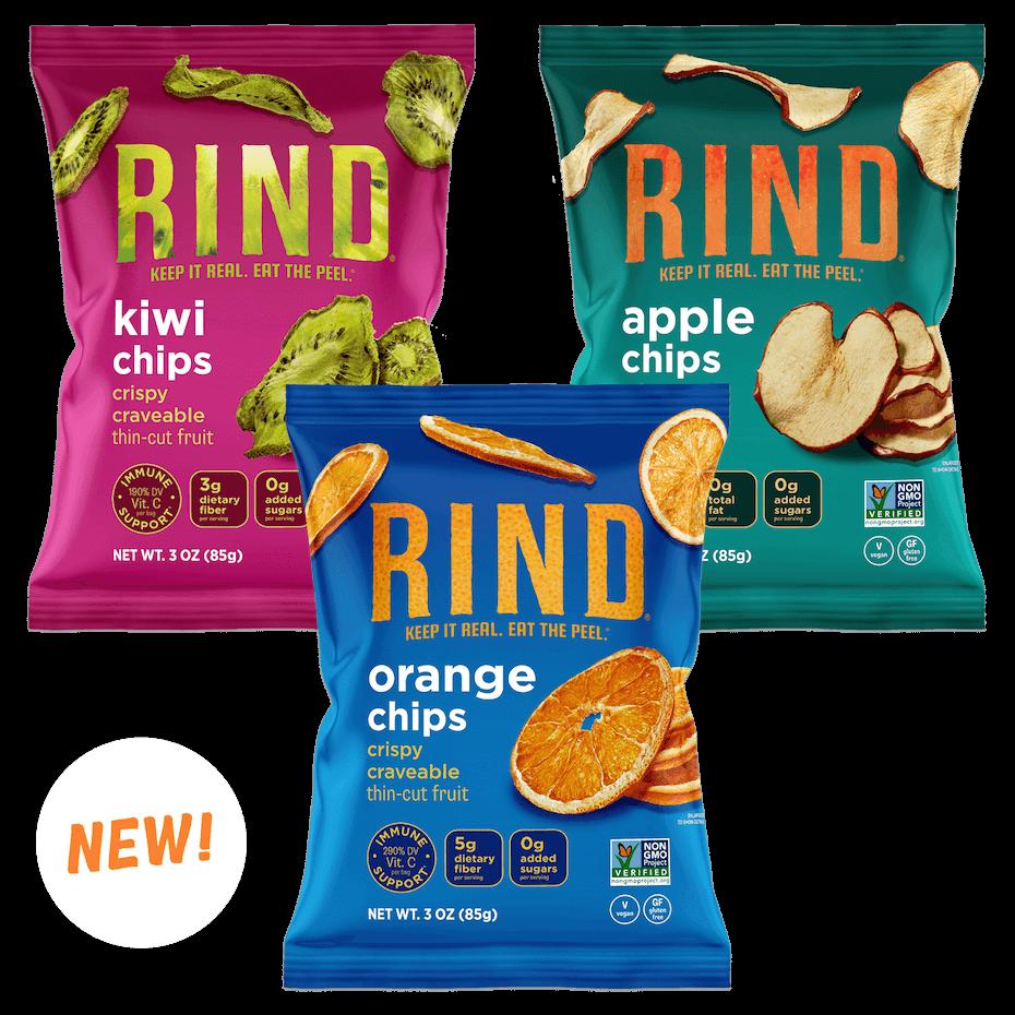 rind chips variety