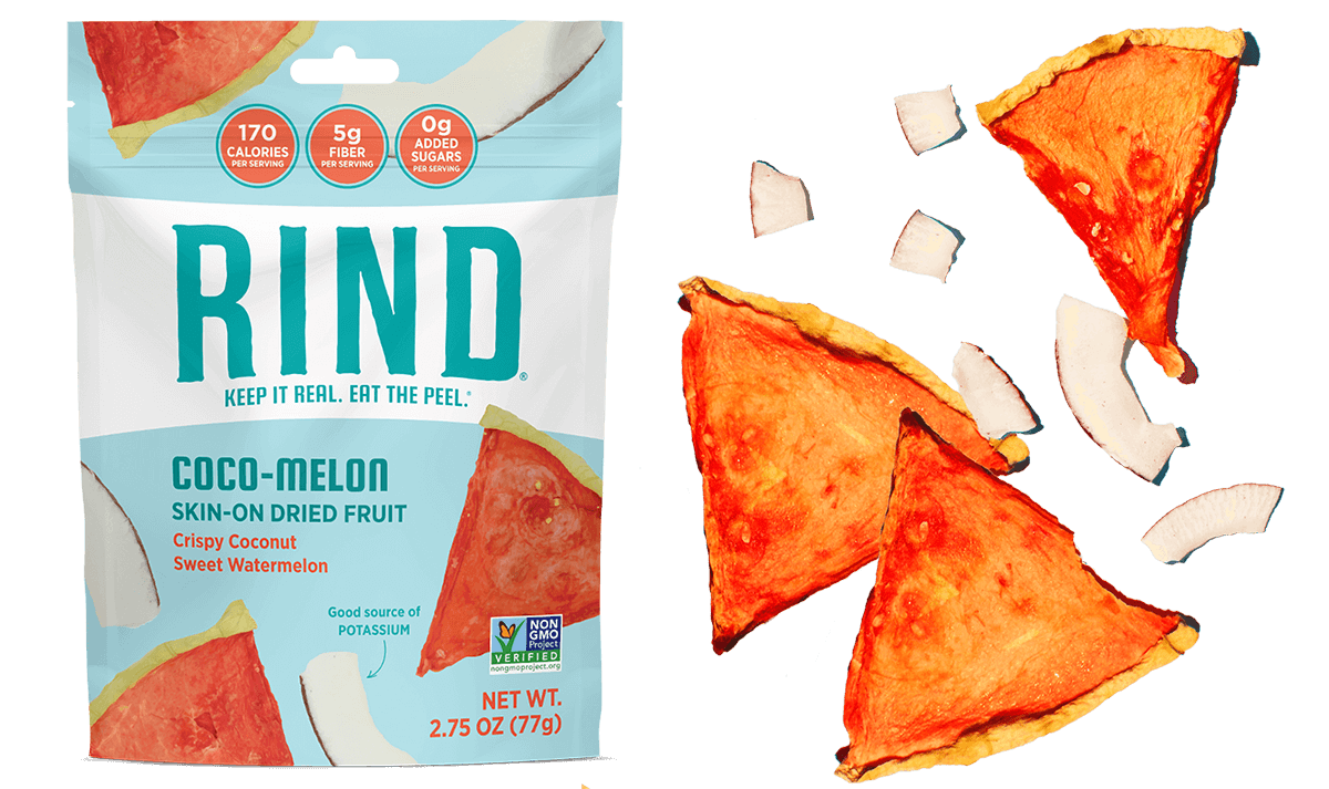 RIND Coco-Melon dried fruit