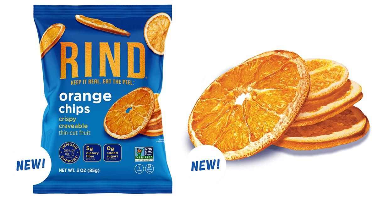 RIND Orange Chips