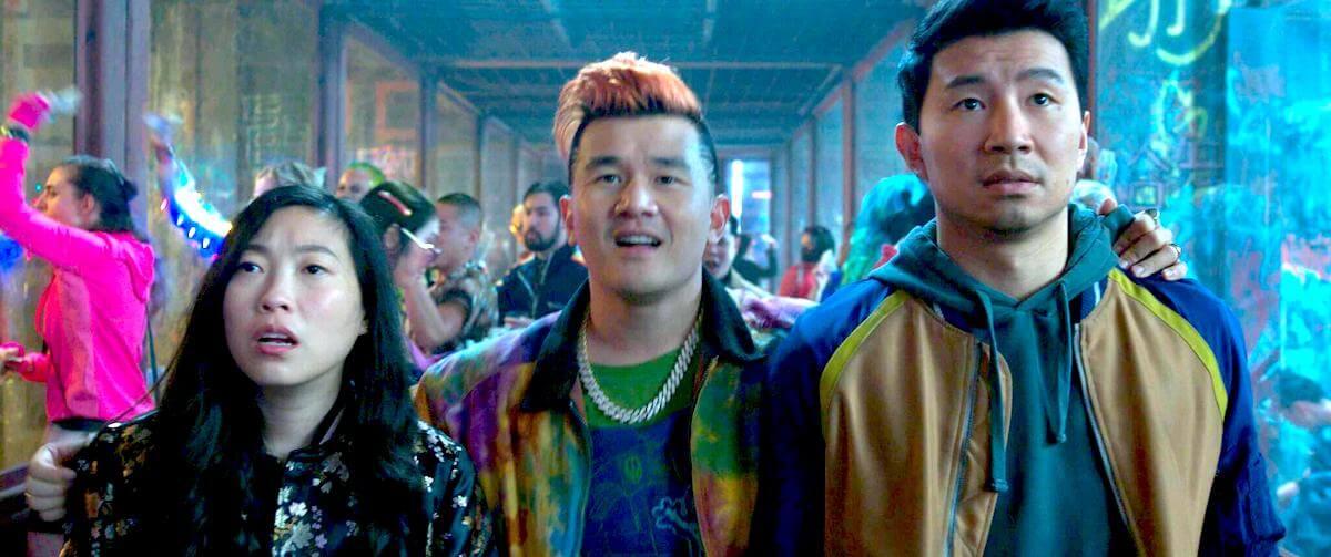 Shang-Chi: Katy and Shang-Chi confused