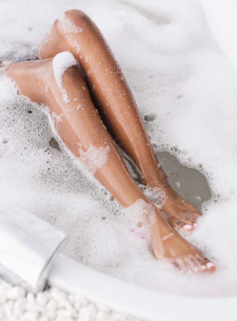 Shutterstock Bubble Bath