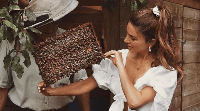 Negin Mirsalehi Gisou Honey Bees Hair