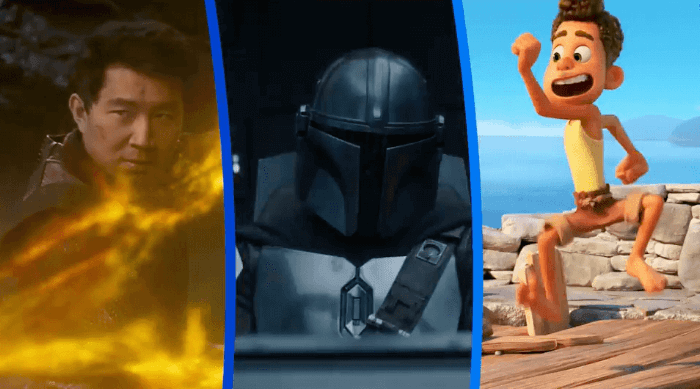 Disney+ Day Shows and Films