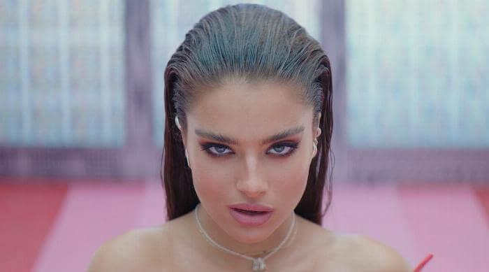 Noa Kirel Eran Levi bad little thing music video