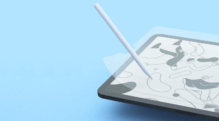 Paperlike screen protector