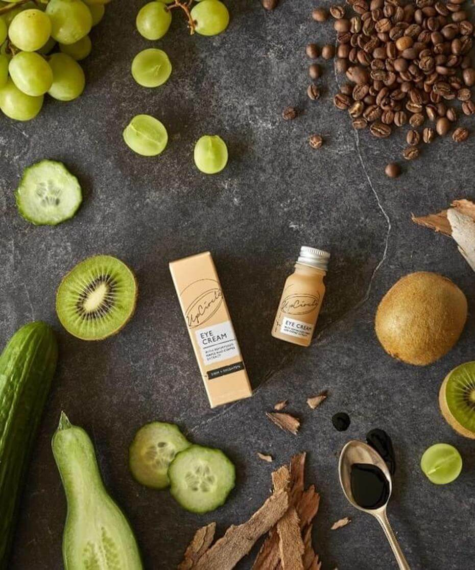 UpCircle Coffee eye cream ingredients
